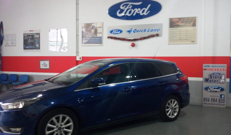 Ford Focus Sportbreak Titanium 1.6 TDCI 115 CV